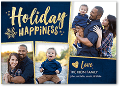 beautiful frames holiday card