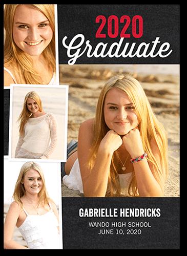 Vintage Grad Graduation Card