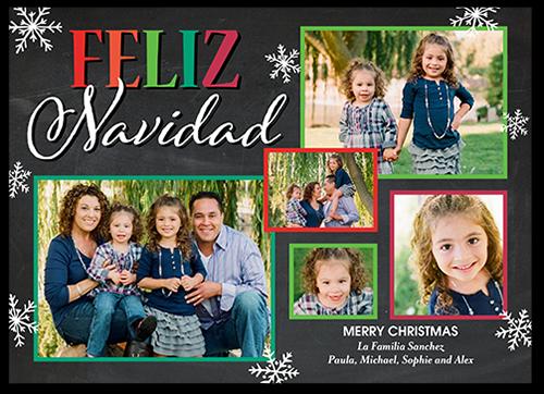 Encanto De Navidad Tarjeta de Navidad