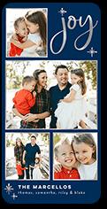 beautiful joy holiday card
