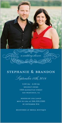 Almost Married Bridal Shower Invitation | Bridal Invitations