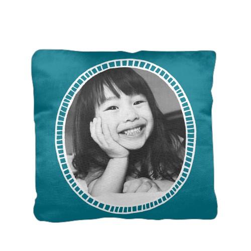 Doodle Frame Pillow