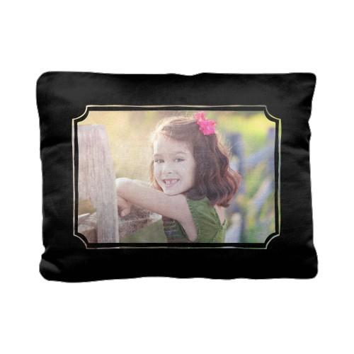 Hand-Drawn Frame Pillow