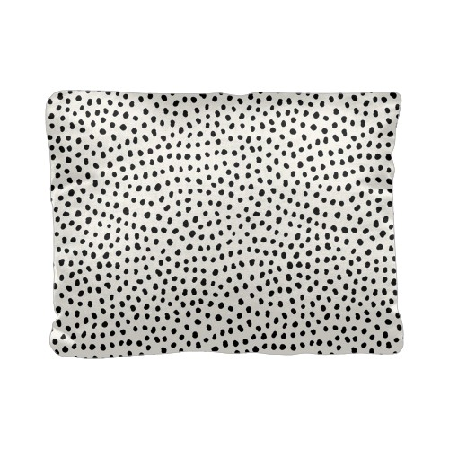 Organic Dot Pillow