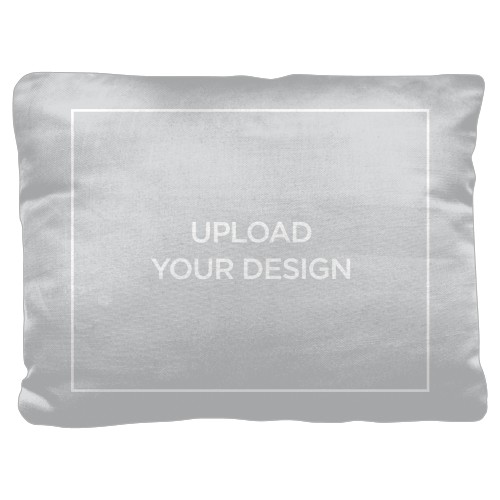 Upload Your Own Design Pillow, Cotton Weave, Pillow, 18 x 24, Double-sided, Multicolor