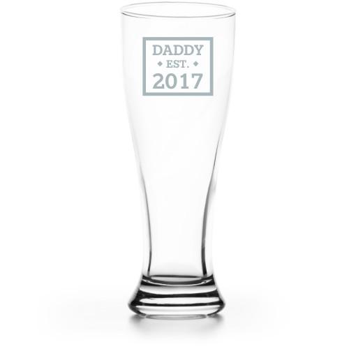 Established Memory Pilsner Glass