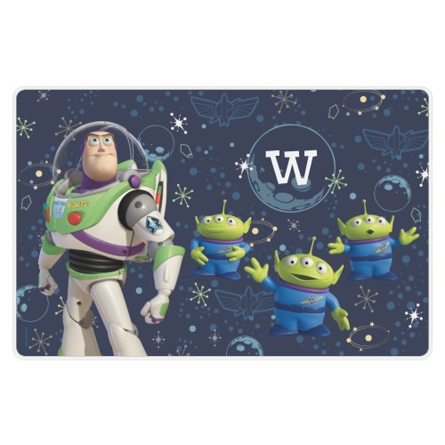 Disney Toy Story Buzz Lightyear Placemat, Blue