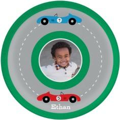 transportation raceway plate