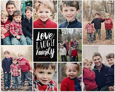love laugh family puzzle