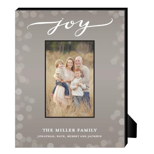 Bokeh Joy Frame Personalized Frame