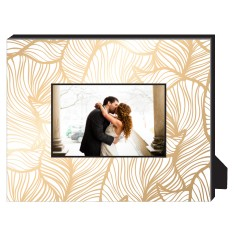 elegant patterns personalized frame
