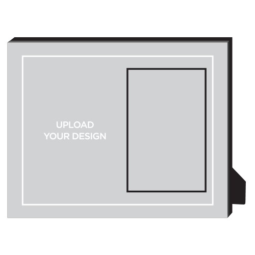 Upload Your Own Design Personalized Frame, - No photo insert, 8 x 10 Personalized Frame, Multicolor