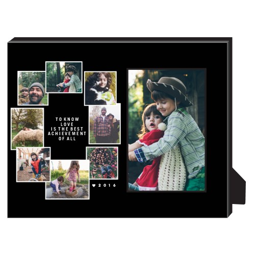 Artisanal Collage Personalized Frame