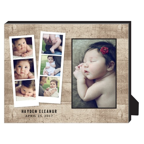Tilty Strips Personalized Frame