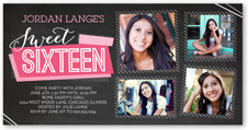 Teen birthday party invitations shutterfly bookmarktalkfo Gallery