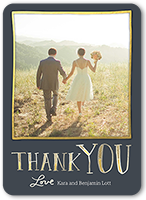 thank you card from 127 064 custom color palette colors of this design can be customized