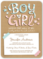 Baby Shower Invitation. From $1.27. Which Will It Be