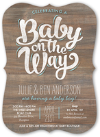 baby shower invitations for boys  shutterfly, Baby shower invitations