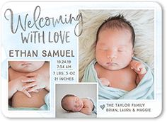 e461218508f19 Birth Announcements & Baby Birth Announcement Cards | Shutterfly