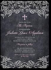 Baptism Invitations Christening Invitations Shutterfly