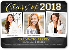 3 photo graduation party invitations shutterfly filmwisefo