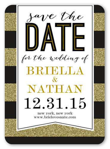 Fabulous Date Save The Date
