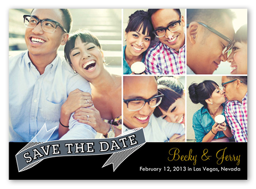 Celebration Banner Save The Date