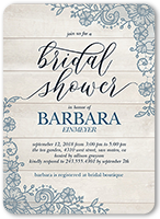 bridal shower invitation from 127 064 lovely lace frame
