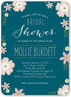 ever so sweet bridal shower invitation 5x7 flat