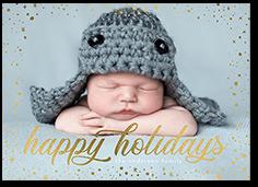 shining star border holiday card