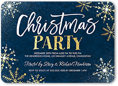 holiday party invitations shutterfly