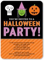 Halloween invitations shutterfly spooky soiree halloween invitation stopboris Images