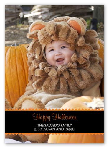 Classic Halloween Halloween Card