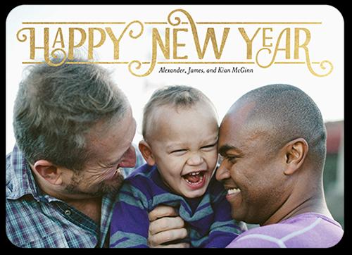 Happy Generation New Year's Card