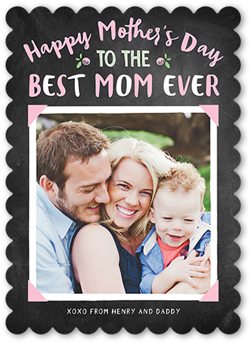 For Our Mom Mother's Day Card