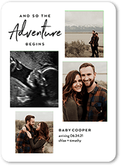 beginning adventures pregnancy announcement
