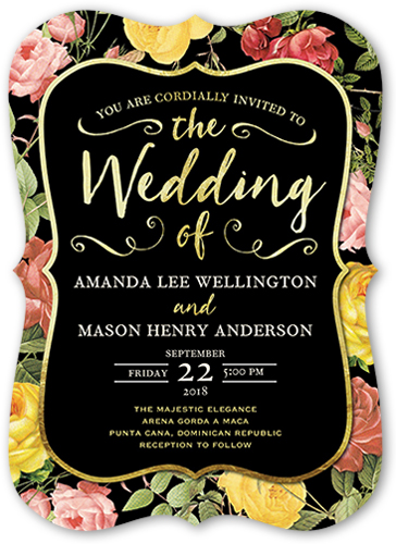 Wedding Invitations Wellington