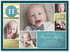 4 Photo Baptism Invitations Christening Invitations Shutterfly