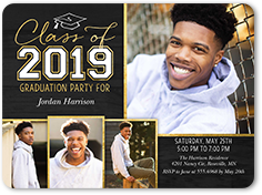 graduation party invitations  shutterfly, invitation samples