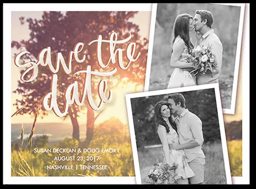 Destination Wedding Save The Date – Save the Date Wedding Photos