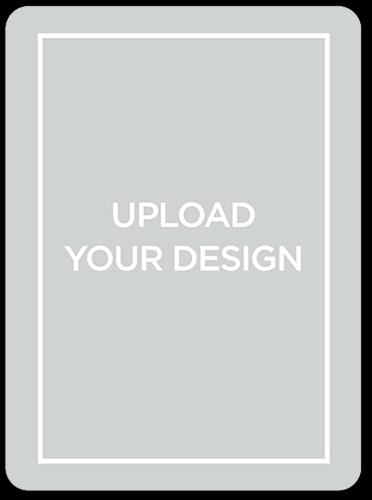 Upload Your Own Design Bar Mitzvah Invitation