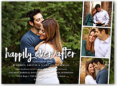 photo collage wedding invitations shutterfly