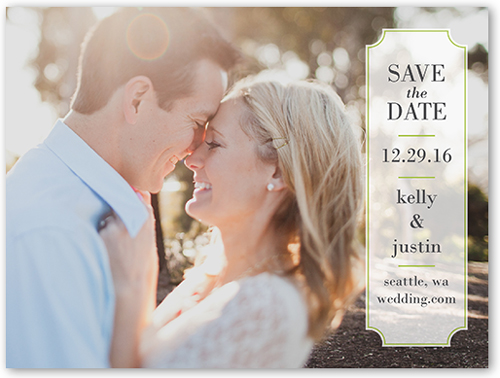 Label Of Love Save The Date
