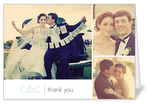 Flat Wedding Thank You Cards – Thank You Cards Weddings