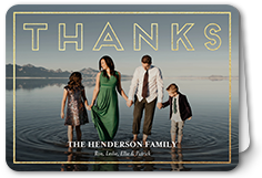 6167ca608e483 Thank You Cards & Thank You Notes | Shutterfly