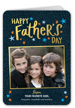 stellar details fathers day card