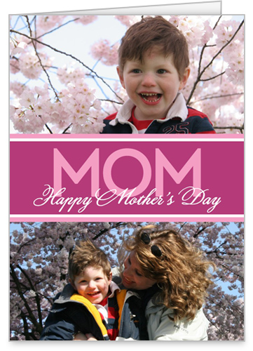 Simply Mom Mother's Day Card