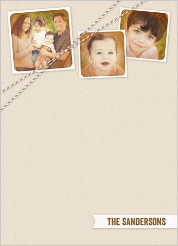 Craft Snapshots 5x7 Notepad