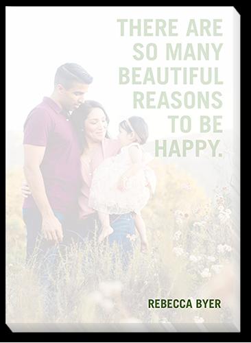Beautiful Reasons 5x7 Notepad