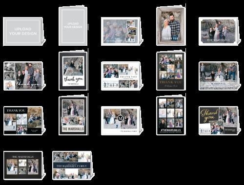 Featured Photo Mix & Match Stationery Set